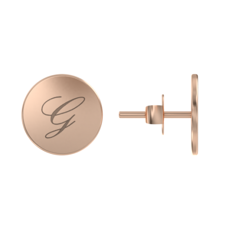 Classic Coin Earrings