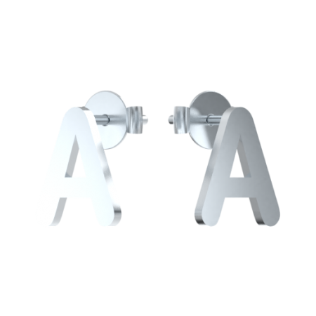 Letter Earrings A-Z